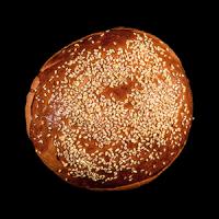 Chiflă-hamburger-cu-susan