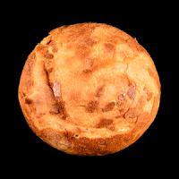 Pâine-neagră-cu-cartofi